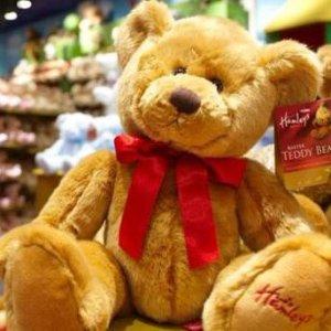 低至5折 £20收 Hamleys Mocha 玩具熊Hamleys 官网精选玩具、模型大促