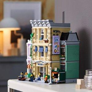 Lego警局 10278 | Creator 专家系列
