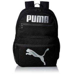 $25.3(原价$34.99)Puma 经典款双肩包  宽肩带 上学外出游玩必备包