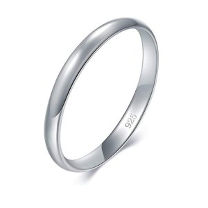 As low as $6.99BORUO 925 Sterling Silver Ring