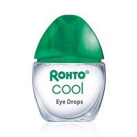 Rohto Cool 缓解红血丝眼药水 3瓶