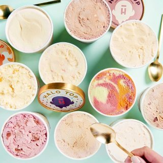 As Low as $3.88Halo Top Ice Cream Delicious Sweet Treats