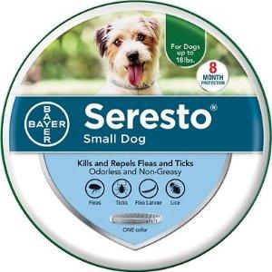 Buy 2 Get 10% OffSeresto 8 Month Flea & Tick Prevention Collar