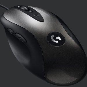 Logitech MX518 复刻版 经典游戏鼠标 16000DPI HERO引擎