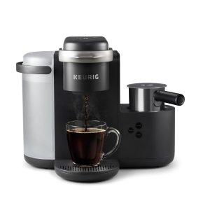 Keurig咖啡机付奶泡机