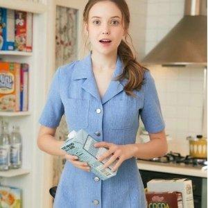 低至2.5折 封面美裙$67WConcept 年中Sample Sale Graver雏菊卫衣$47,收爱豆同款