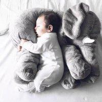 大象抱枕 玩偶
