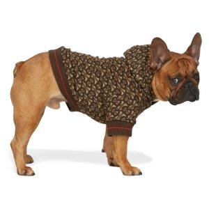Burberry狗狗衣服