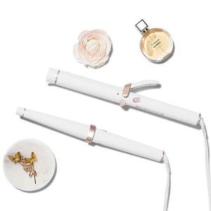 7.5折+送好礼SkincareRx 精选T3造型产品热卖 收新款黑金吹风机
