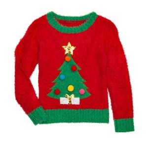 低至$6.49Belk 儿童服装特卖,收圣诞毛衣、宝宝拖鞋