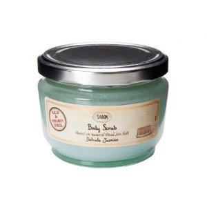Sabon身体磨砂膏 (茉莉味)小罐