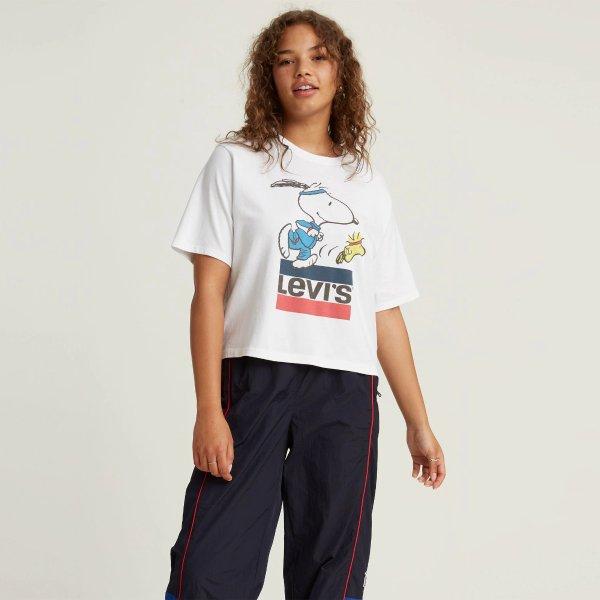 ® X Peanuts T恤 - 纯棉