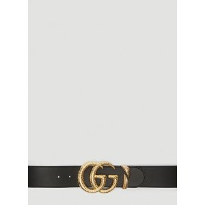 Gucci双G腰带
