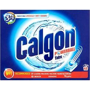 Calgon补货中三效合一软水球 45粒