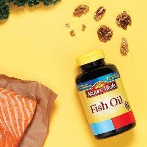 20% OFFNature Made Vitamins @Amazon