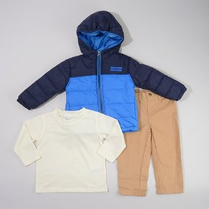 男童Buster Brown冬季服饰三件套