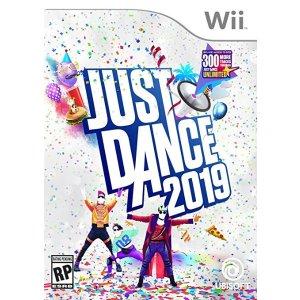 UBISOFTJust Dance 2019 Wii