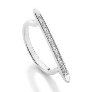 镶嵌钻石戒指