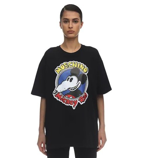 米老鼠合作款T恤