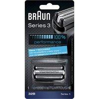 Braun Series 3 32B 替换刀片,适用3000s, 3010s, 3040s, 3050cc, 3070cc, 3080s, 3090cc