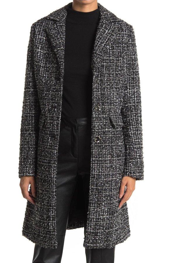 Metallic Tweed 外套