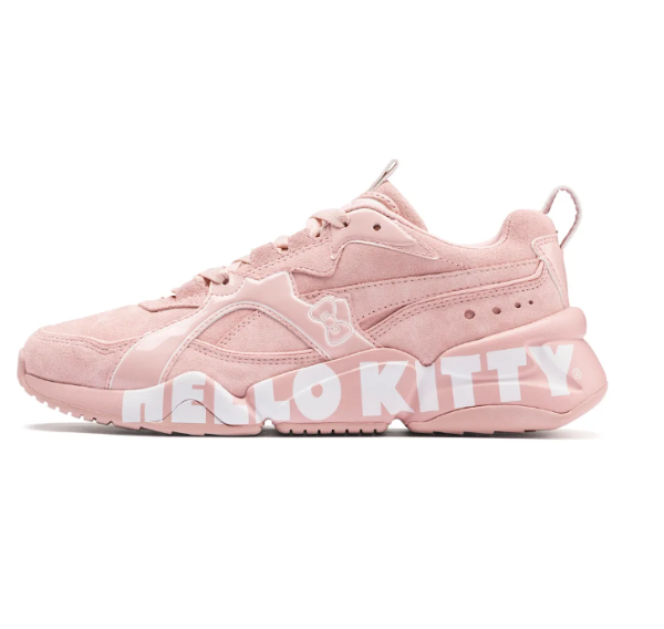 x HELLO KITTY 合作款运动鞋