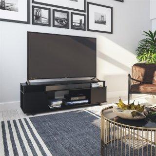 $59 (原价$109.99)Ameriwood Home Carson 65寸木质电视柜