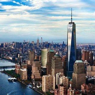 单人票$52 双人票仅$99纽约新世贸大厦门票+24小时随上随下巴士套票