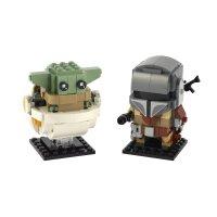 Lego 方头仔 曼达洛人和孩子 75317 | 星战系列