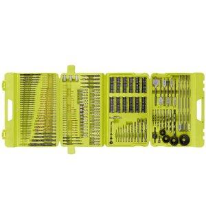 RYOBI 300件套电钻头/螺丝刀头套装