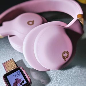 69ae9b85150 JBL E55BT Quincy Edition Wireless Over-Ear Headphones $99.95 - Dealmoon