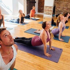 3折 3地可用 每节不到$6Iam Yoga 10堂瑜伽课 新年健身计划里没有偷懒二字