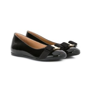 Salvatore FerragamoFerragamo Girls Mini Varina Flats