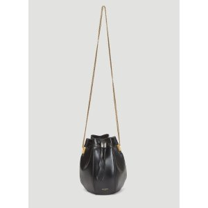 Saint LaurentTalitha Bucket Bag in Black