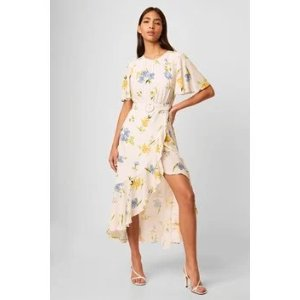 French ConnectionEmina Drape Belted Dress