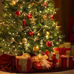 up to 60 off christmas tree and ornaments sale walmart dealmoon - Walmart Christmas Decorations Sale