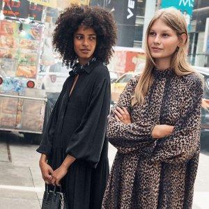 格纹小西装€29.99收H&M 秋季新款上架 开学季穿搭不重样