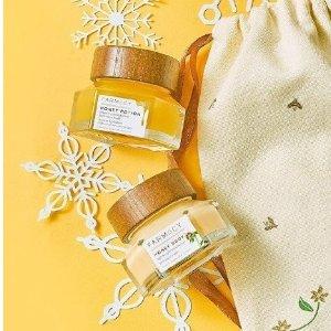 Farmacy蜂蜜套装 面霜+面膜
