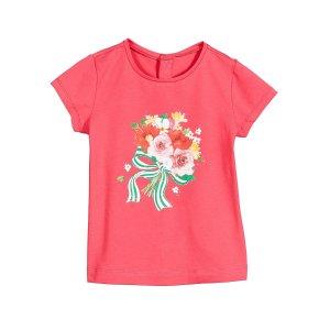 Mayoral婴儿花朵T恤