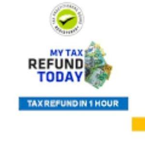 1小时可获得退税 退宿额高My Tax Refund Today 让你轻松完成退税