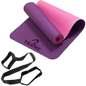 $39起Amazon 家用健身瑜伽垫