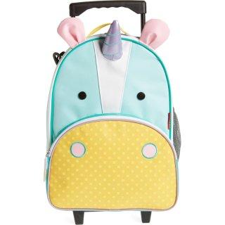 $26.24 (原价$35) 包邮包退Skip Hop 软萌独角兽儿童旅行箱