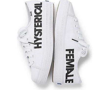 x Rachel 字母小白鞋