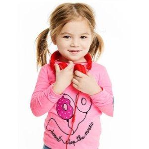 一律$5 100%棉质地 舒服又透气OshKosh BGosh 儿童T恤再降价 0-14岁码都有