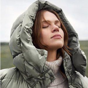 额外7折!€79.99收棉服Tom Tailor 冬衣大赏 收棉服、帽衫、毛衣 兼具美观与保暖!