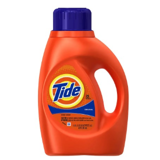 $2.99Tide Liquid Detergent Original @ Walgreens