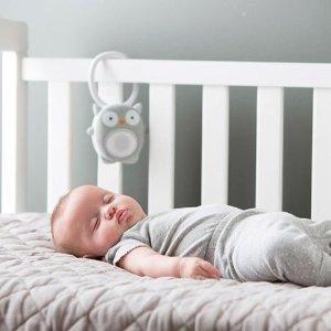 8折无税 宝宝的贴身音乐管家新品上市:WavHello 动物造型安抚蓝牙音响特卖