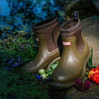 19秋冬走秀款 开启发售Stella McCartney x Hunter 联名款雨靴