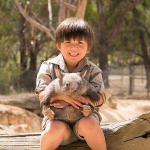 $16.65 (原价$18.5)Ballarat Wildlife Park 动物园通票