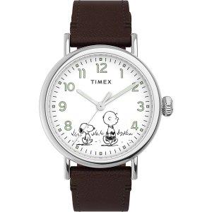Timexx 史努比合作款 40mm 手表